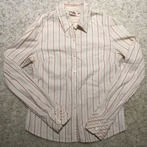 Button down long sleeve shirt from the Buckle